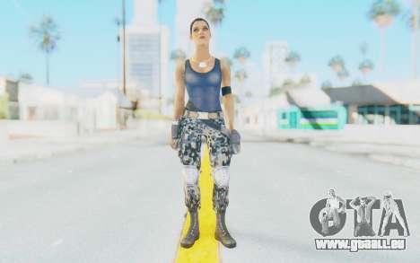 Mortal Kombat X - Jacqui Briggs pour GTA San Andreas deuxième écran