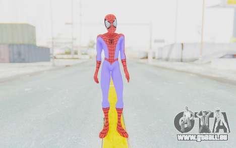 Ultimate Spider-Man - Spider-Man pour GTA San Andreas deuxième écran