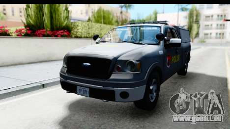 Ford F-150 Indonesian Police K-9 Unit für GTA San Andreas