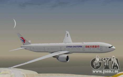 Boeing 777-300ER China Eastern Airlines pour GTA San Andreas