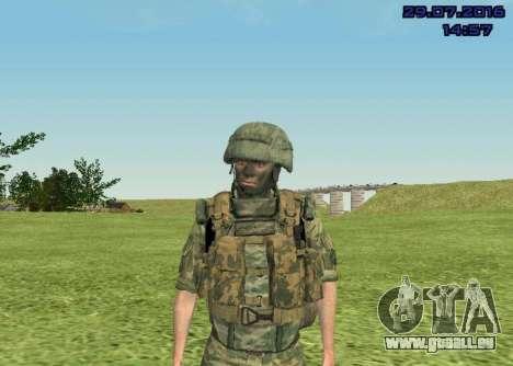 Marine-Corps-Kämpfer für GTA San Andreas