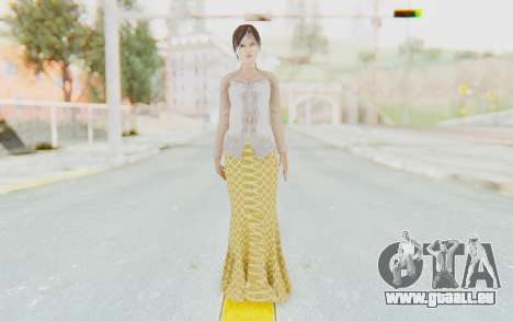 Linda Meilinda Kebaya für GTA San Andreas zweiten Screenshot