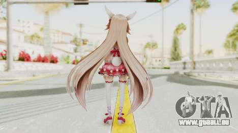 Fantasy Frontier Fox Girl für GTA San Andreas dritten Screenshot