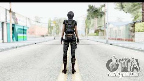 Resident Evil 4 UHD Ada Wong Assignment für GTA San Andreas dritten Screenshot