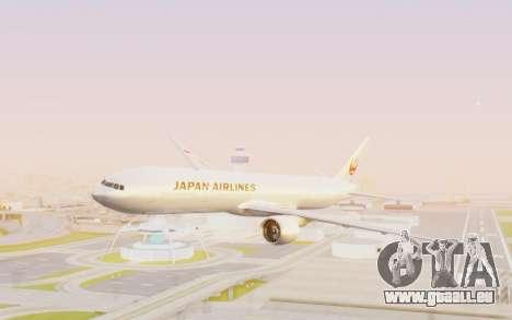 Boeing 777-300ER Japan Airlines v2 pour GTA San Andreas