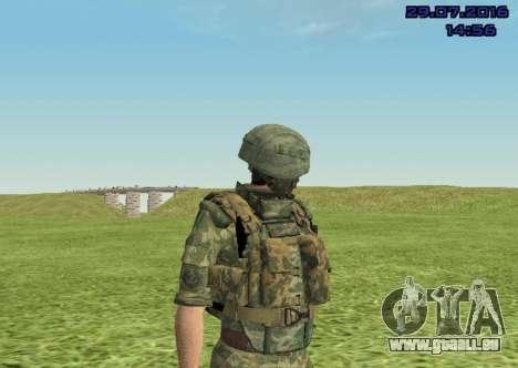 Marine-Corps-Kämpfer für GTA San Andreas fünften Screenshot