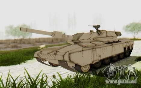 MGSV Phantom Pain M84A MAGLOADER pour GTA San Andreas