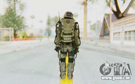 CoD AW US Marine Assault v1 Head A für GTA San Andreas dritten Screenshot