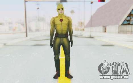 The Reverse Flash CW pour GTA San Andreas deuxième écran