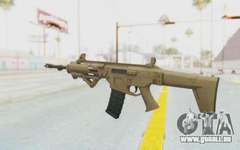 MSBS Radon Ironsight pour GTA San Andreas troisième écran