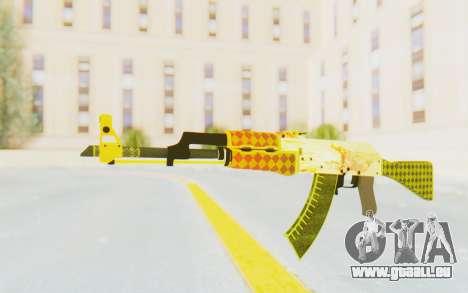 CS:GO - AK-47 Dragon Lore pour GTA San Andreas