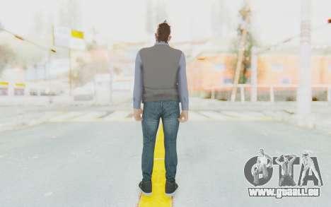 GTA Online Finance and Felony Skin 2 pour GTA San Andreas troisième écran