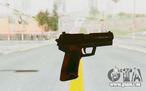 APB Reloaded - Obeya FBW pour GTA San Andreas deuxième écran