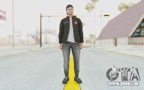 GTA Online Finance and Felony Skin 1 pour GTA San Andreas deuxième écran