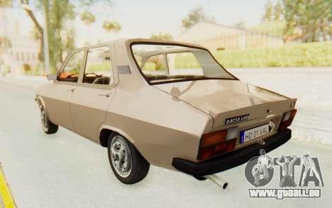 Dacia 1310 TLX pour GTA San Andreas laissé vue