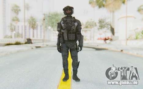Federation Elite LMG Original für GTA San Andreas zweiten Screenshot