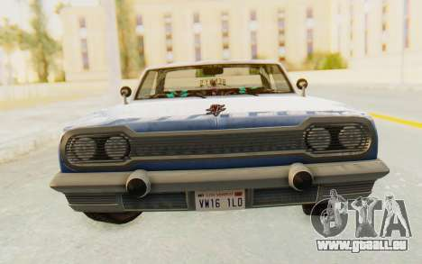 GTA 5 Declasse Voodoo Alternative v1 pour GTA San Andreas