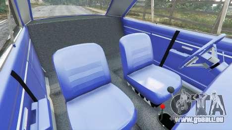 GTA 5 Dodge Dart 1968 Hemi Lenkrad