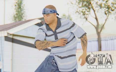 GTA 5 Aztecas Gang 3 für GTA San Andreas