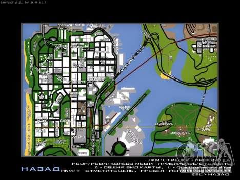 Anzeigen für SAMP für GTA San Andreas zweiten Screenshot