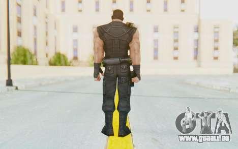 Marvel Future Fight - Punisher pour GTA San Andreas troisième écran