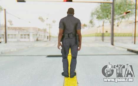 CoD Ghost Elite PMC Assault pour GTA San Andreas troisième écran