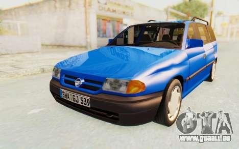 Opel Astra F Kombi 1997 pour GTA San Andreas