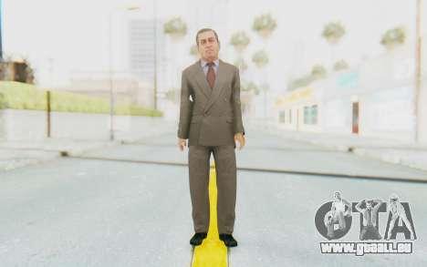 Mafia 2 - Clemente pour GTA San Andreas deuxième écran