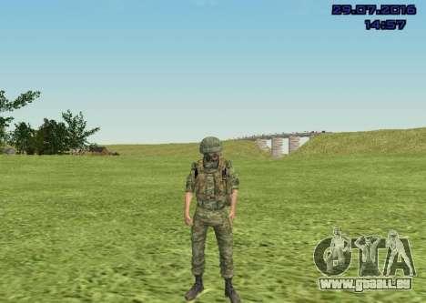 Marine-Corps-Kämpfer für GTA San Andreas sechsten Screenshot
