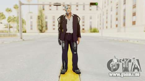Dead Rising 2 DLC Cyborg Chuck pour GTA San Andreas deuxième écran