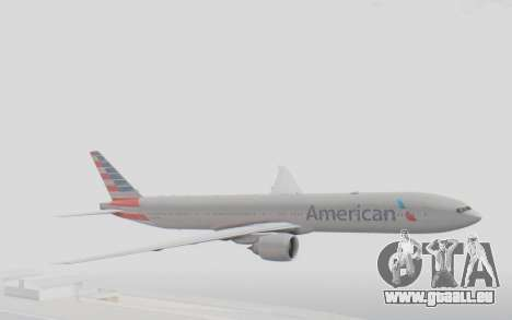 Boeing 777-300ER American Airlines N727AN für GTA San Andreas