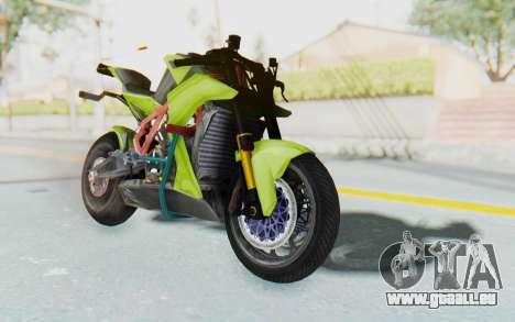 KTM 1190 R Stunter pour GTA San Andreas
