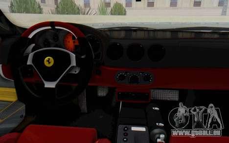 Ferrari 360 Modena Liberty Walk LB Perfomance v1 pour GTA San Andreas vue de côté