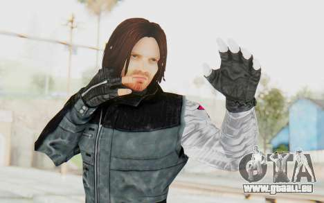 Bucky Barnes (Winter Soldier) v1 für GTA San Andreas