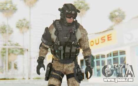 Federation Elite Assault Desert pour GTA San Andreas