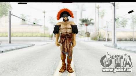 God of War 3 - Hercules v1 pour GTA San Andreas deuxième écran