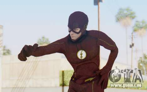 The Flash CW für GTA San Andreas