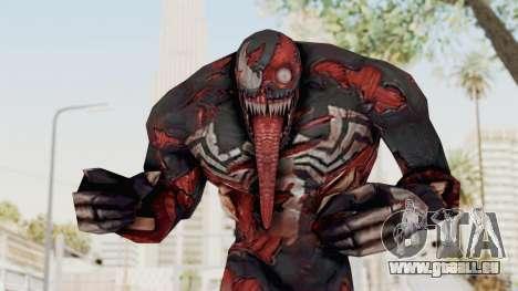 Marvel Future Fight - Venom Secret War (Zombie) für GTA San Andreas