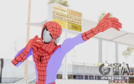 Ultimate Spider-Man - Spider-Man für GTA San Andreas