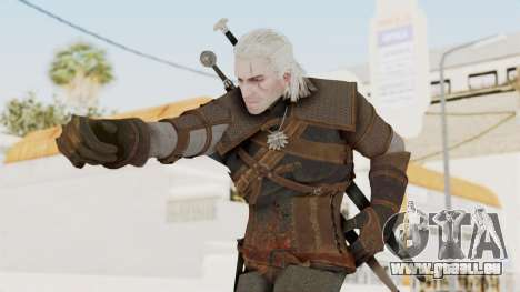 The Witcher 3: Wild Hunt - Geralt of Rivia pour GTA San Andreas
