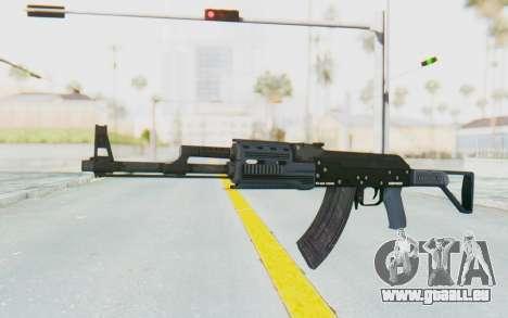 GTA 5 Gusenberg Sweeper für GTA San Andreas