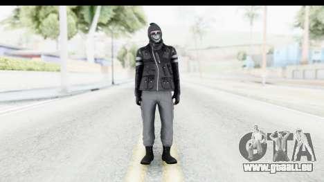 GTA Online Skin (Heists) pour GTA San Andreas deuxième écran