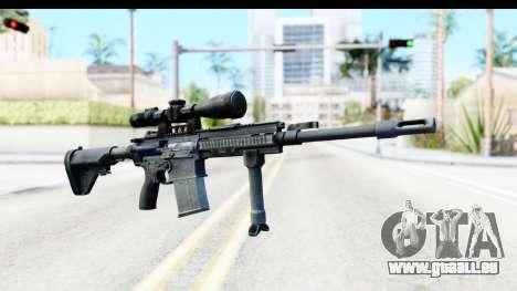 CoD Ghosts - G-28 Custom für GTA San Andreas