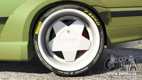 BMW M3 (E36) Street Custom v1.1 für GTA 5