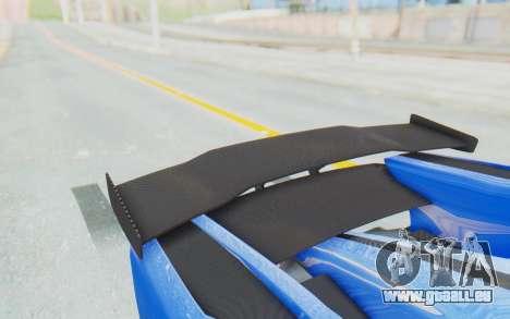 GTA 5 Grotti Prototipo v1 für GTA San Andreas Innenansicht