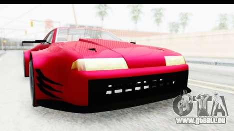 Elegy KraZ Edition Beta 0.8.5 für GTA San Andreas rechten Ansicht