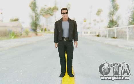 WWE2k16 Arnold Schwarzenegger Terminator für GTA San Andreas zweiten Screenshot