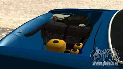 VAZ 21011 für GTA San Andreas Rückansicht
