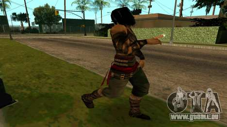 Prince Of Persia Warrior Within für GTA San Andreas zweiten Screenshot
