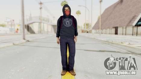 Dead Rising 2 Looter pour GTA San Andreas deuxième écran
